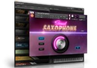Sensual Saxophone Kontakt Instrument