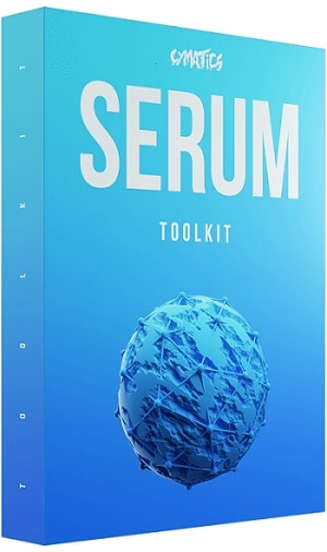 Cymatics Serum Toolkit