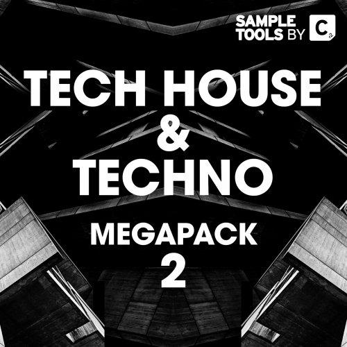 Cr2 Records Tech & Techno Megapack Vol.2 WAV MIDI PRESETS