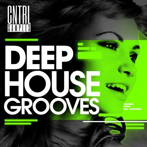 CNTRL Samples Deep House Grooves WAV