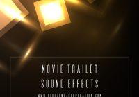 Bluezone Corporation Movie Trailer Sound Effects WAV