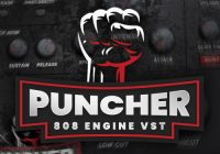 Industrykits Puncher 808 Engine VST v1.0 WIN & MacOSX