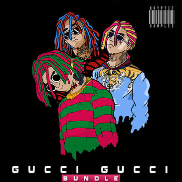 Kryptic Samples Gucci Gucci Bundle WAV MIDI