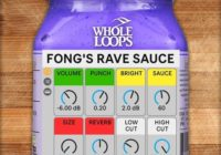 Whole Loops FONGS RAVE SAUCE