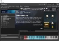 Native Instruments Kontakt 6.2.1 WIN