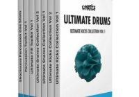 Cymatics Ultimate Drums Collection Bundle! WAV