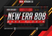 Xclusive Audio New Era 808 Bass Plugin v2.0 VSTi [WIN]