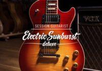 NI Session Guitarist - Electric Sunburst Deluxe KONTAKT