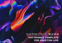 Harmonic Rush Focus Psytrance Template For Ableton Live Vol.2
