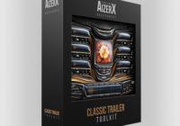 Keepforest AizerX: Classic Trailer Toolkit (WAV Samples & Kontakt Library)