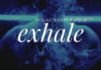 The Audio Bar Exhale - Vocal Sample Pack WAV