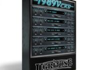 UGRITONE 1989Verb VST VST3 AU AAX X86 X64 WiN/OSX