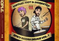 Virtual Riot x Modestep: Spicy Riddim Drums Vol.1 WAV