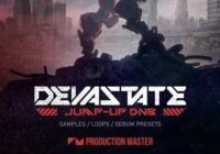 Production Master Devastate (Jump Up Drum N Bass) WAV