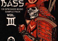 DARK BASS VOL.3 - Bass Music Sample Pack WAV
