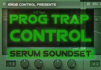 Knob Control Prog Trap Control Serum Soundset