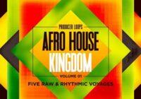 Afro House Kingdom Volume 1