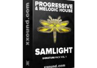 xxound SAMLIGHT Progressive & Melodic House Signature Pack Vol.1