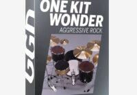 Getgood Drums One Kit Wonder: Aggressive Rock KONTAKT