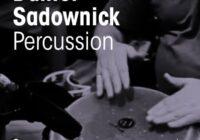 Daniel Sadownick Percussion