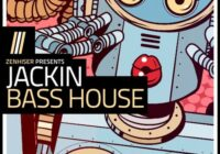 Jackin Bass House Mega Sample Library (WAV MIDI)
