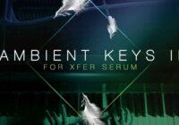Ambient Keys 2 For Xfer Serum