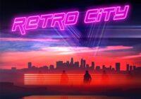 Retro City for u-he Diva