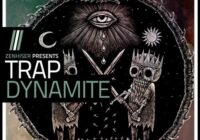 Trap Dynamite - 4GB Of Trap Samples, Loops, Stems & Midi