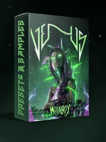MOONBOY VENUS Preset & Sample Pack