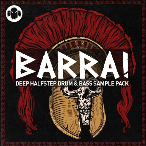 BARRA! // Deep Halfstep DnB Sample Pack WAV
