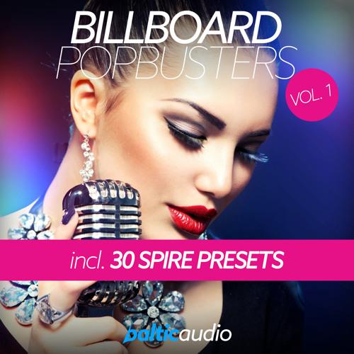 Baltic Audio Billboard Pop Busters Vol.1 WAV MIDI SBF