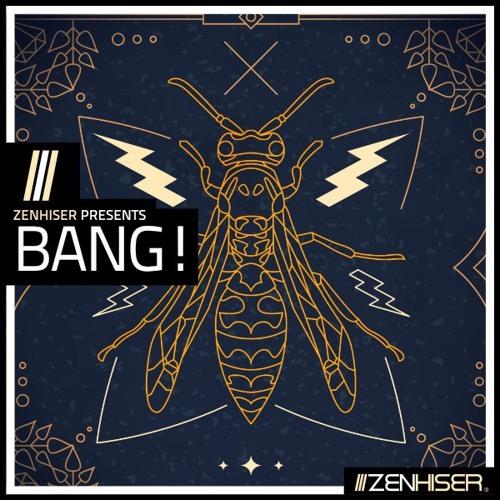 Bang! Sample Pack WAV MIDI