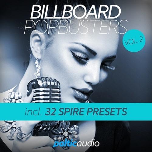 Baltic Audio Billboard Pop Busters Vol .2 WAV MIDI SBF