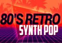 Bunker 8 Digital Labs 80s Retro Synth Pop WAV MIDI