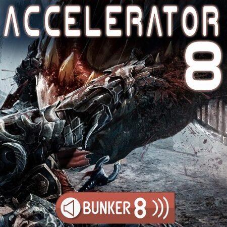 Bunker 8 Digital Labs Accelerator 8 WAV MIDI