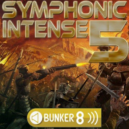 Bunker 8 Digital Labs Symphonic Intense 5 WAV MIDI