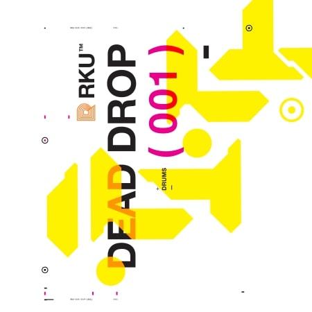 Dead Drop 001 – DRUMS – Experimental Bass Music Sample Pack