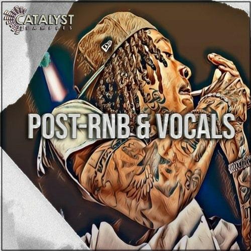Catalyst Samples Post RnB & Vocals WAV
