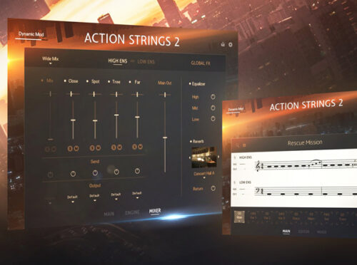Groove3 ACTION STRINGS 2 Explained TUTORIAL