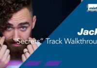 "Mixtank.tv Jacky – ""Secrets"" Track Walkthrough TUTORIAL"