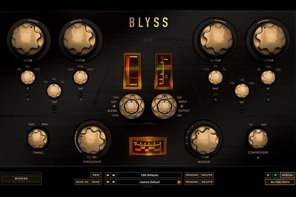 Kush Audio Blyss v1.0.1 WIN