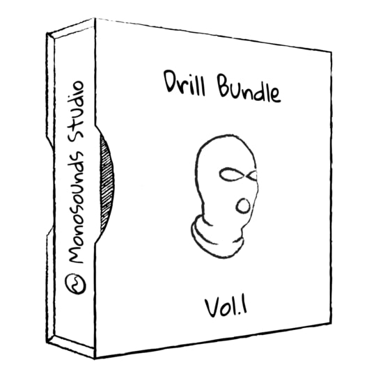 Drill Bundle Vol.1 WAV MIDI SERUM PRESETS