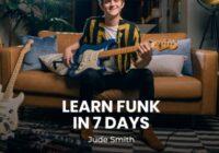 Pickup Music Learn Funk in 7 Days TUTORIAL
