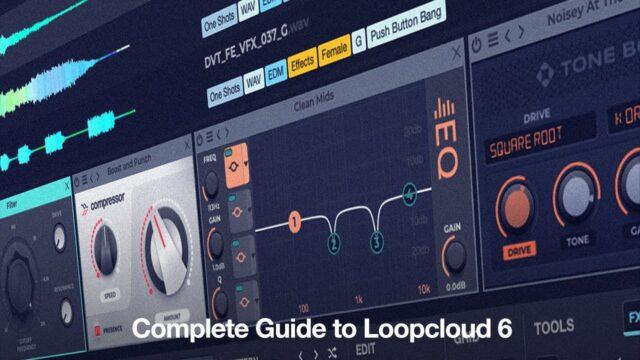 Complete Guide to Loopcloud 6 TUTORIAL