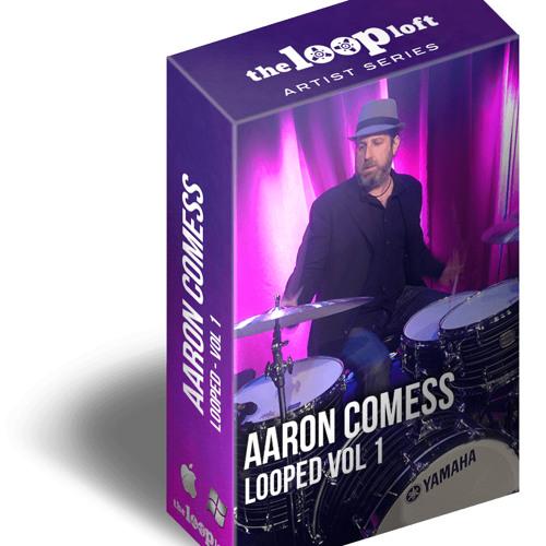 The Loop Loft Aaron Comess Looped Vol.1 WAV