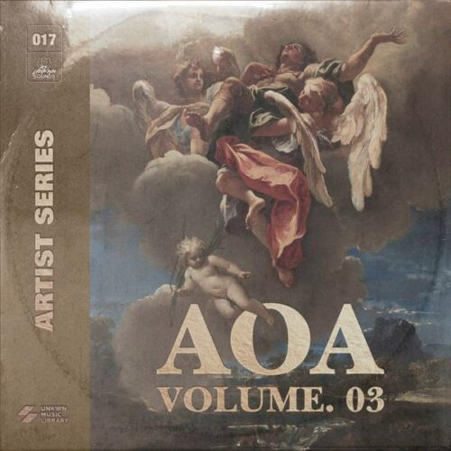 UNKWN Sounds AOA Vol. 3 (Compositions & Stems) WAV