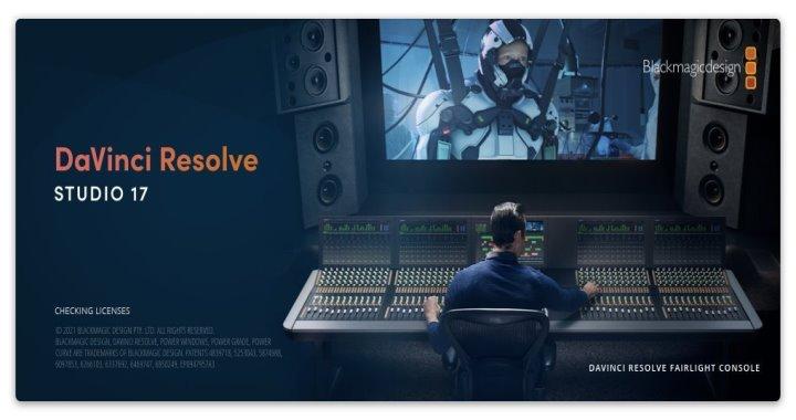 Blackmagic Design DaVinci Resolve Studio v17.3.1.0005 [WIN MAC]
