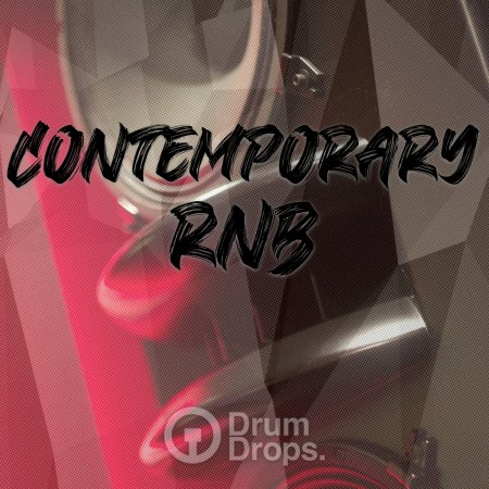 DrumDrops Contemporary RnB: Multitracks & Mixes WAV