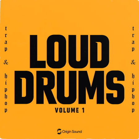 Origin Sound Loud Drums Vol 1 WAV