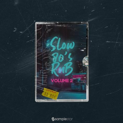 Samplestar Slow 80s RnB Vol 2 WAV MIDI